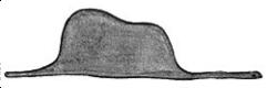 Gezeichneter Hut